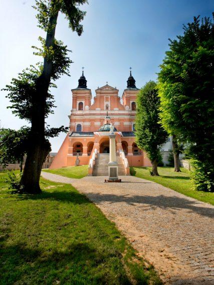 Sanktuarium w Radecznicy