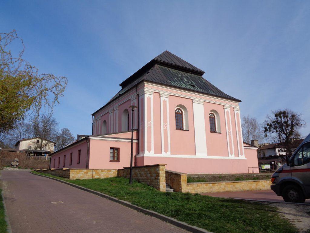 Synagoga w Szczebrzeszynie