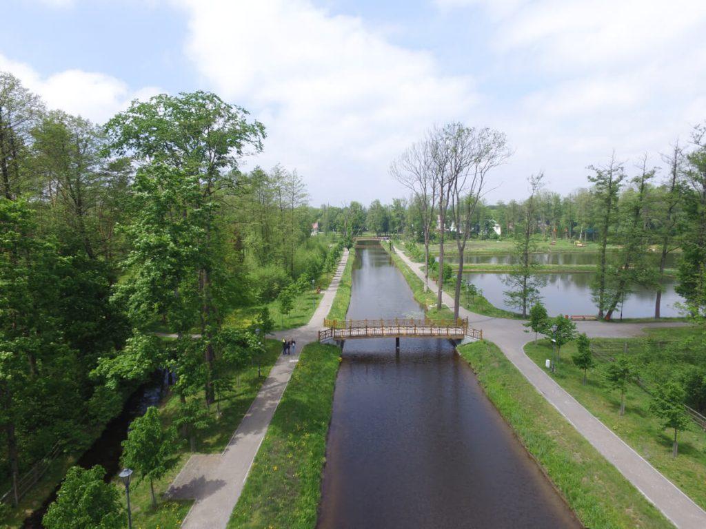 Park w Zwierzyńcu